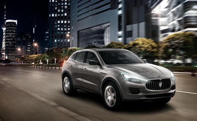 Внедорожник Maserati Levante будет выпускаться в Италии вместо Детройта