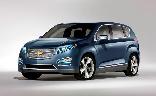 Chevrolet выпустит свой электрокар