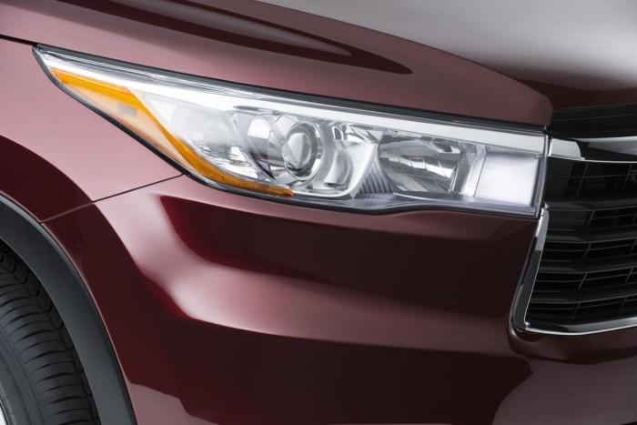 Toyota опубликовала изображение нового Highlander