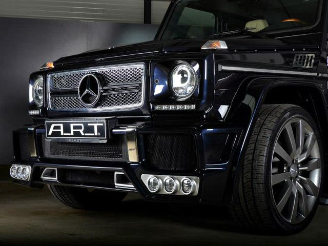 Mercedes-Benz G65 AMG от тюнеров A.R.T.