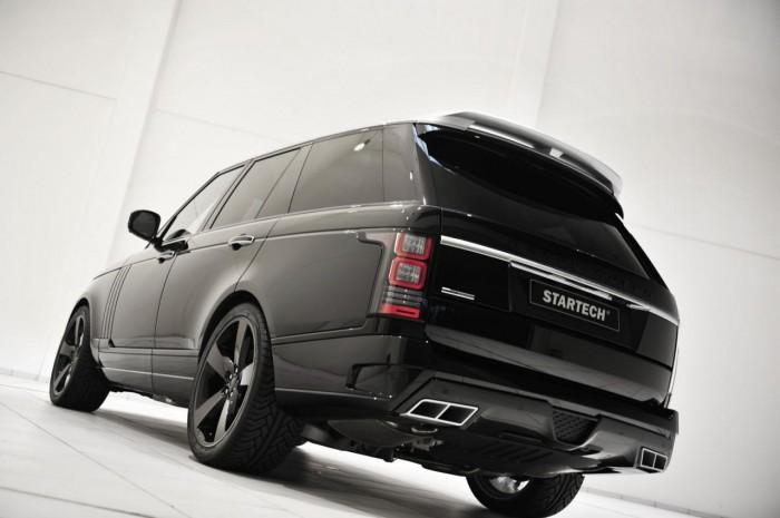 2013 Range Rover от  Startech