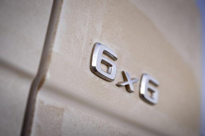 Mercedes-Benz 6x6 G63 AMG