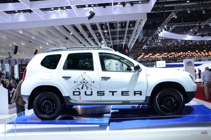 Специальная версия Duster для приключений