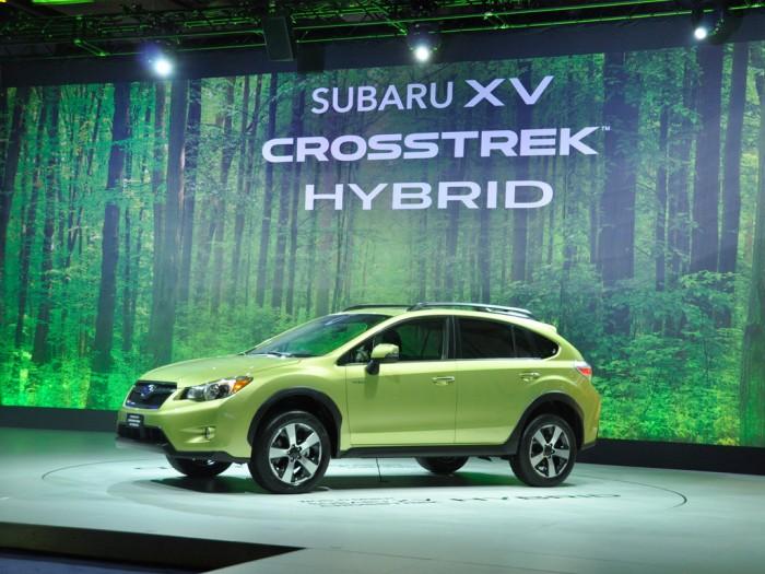 Subaru XV Crosstrek Hybrid в Нью-Йорке