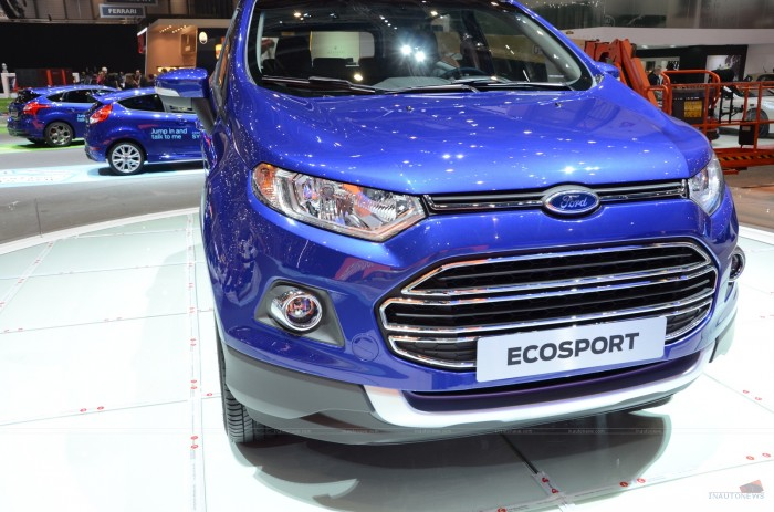 Кроссовер Ford  EcoSport