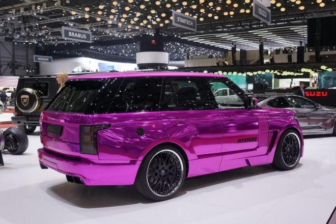 Range Rover Sport Mystere
