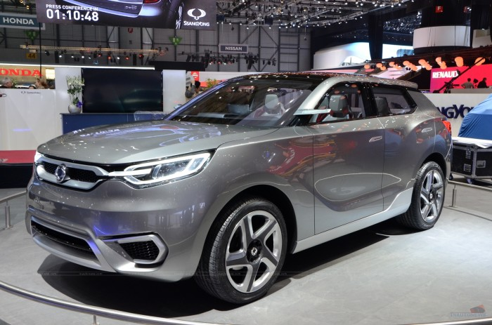 ??????? SsangYong SIV-1