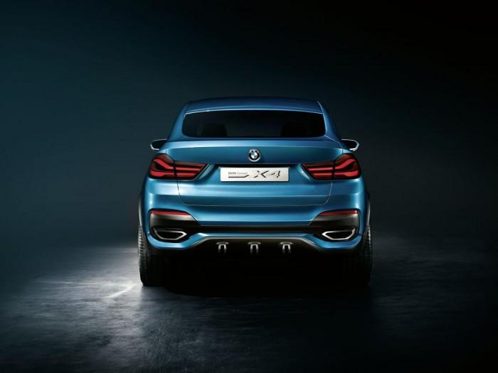 Конецепт BMW X4