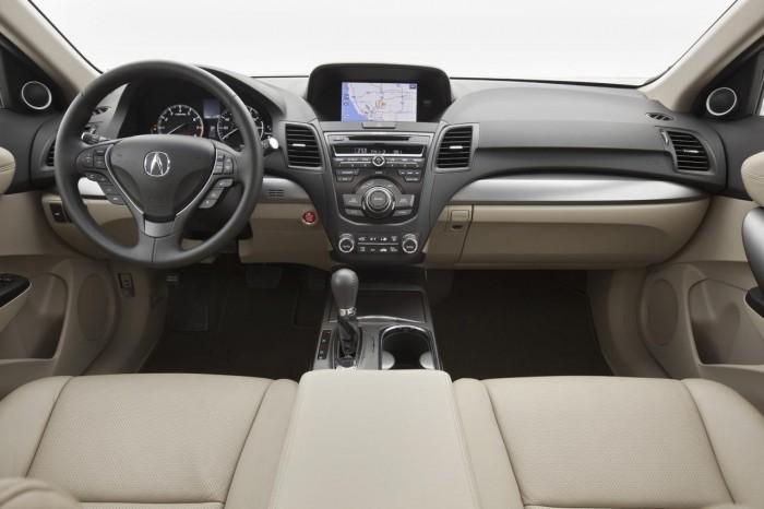 Обновленная Acura RDX