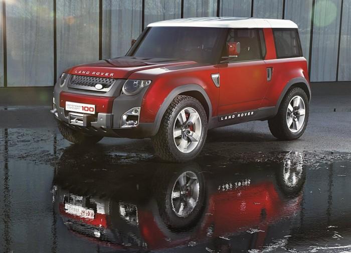 Land Rover планирует выпустить компактный внедорожник