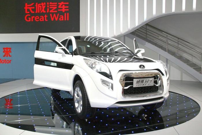 Концепт  внедорожника Great Wall Hover H7
