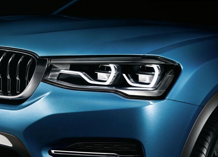 Концепт BMW X4