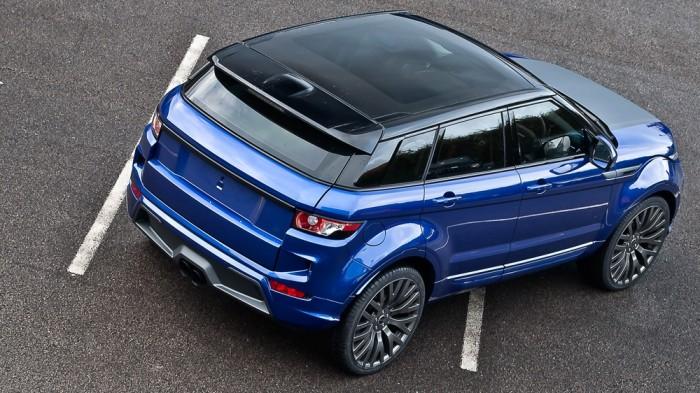 ??????? ??? ?????? Range Rover Evoque ????? ???????