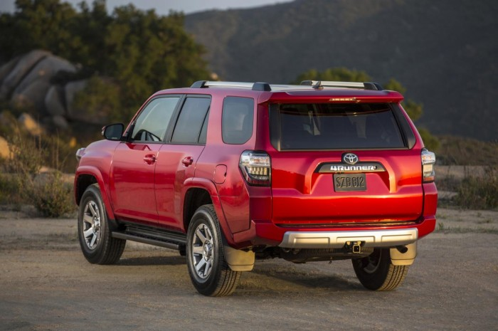 Внедорожник 2014 Toyota 4Runner