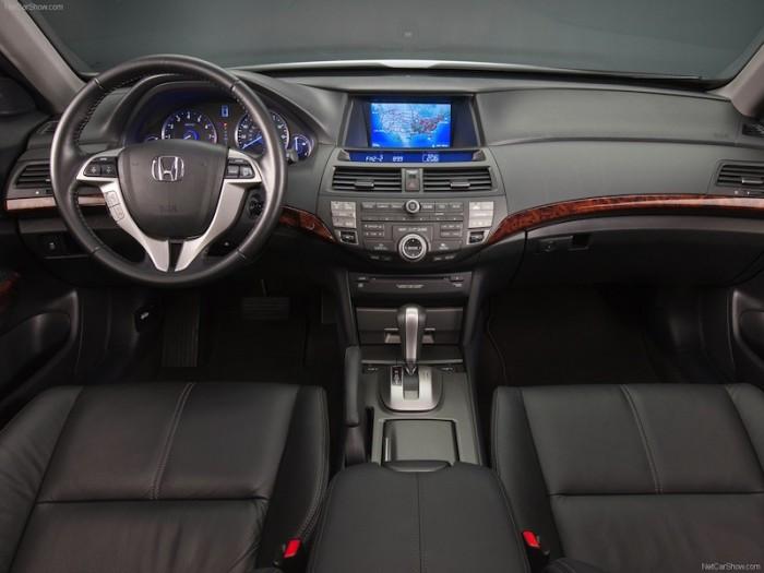 Центральная консоль Honda Crosstour