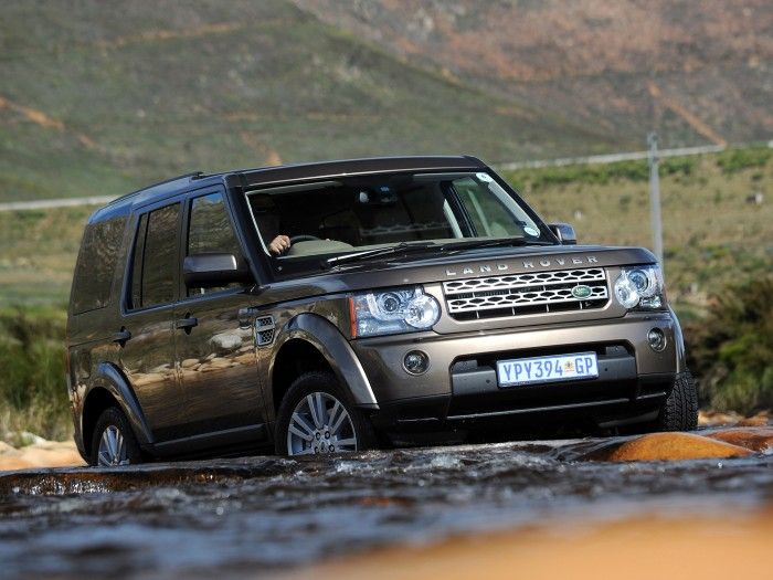Land Rover LR4 или Discovery