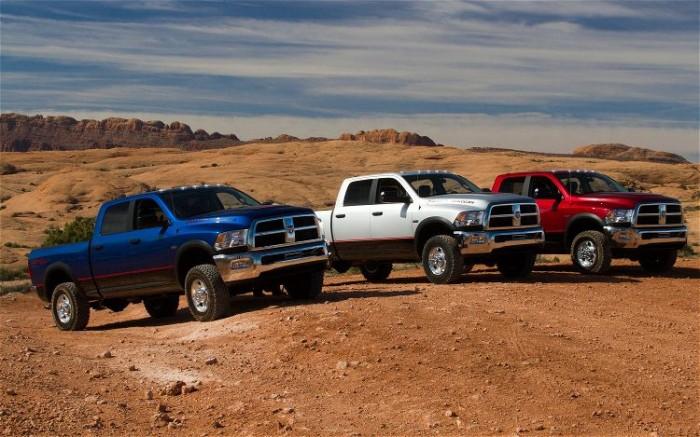 Ram Power Wagon и его братья