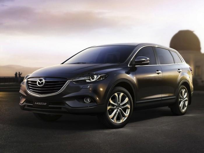 Внедорожник Mazda CX-9 2013