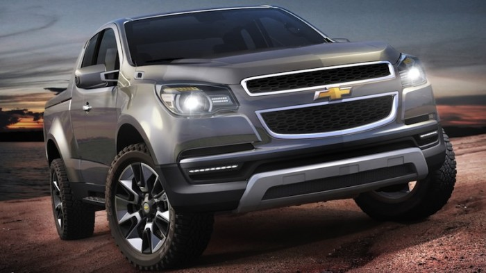 ??????????? Chevrolet Colorado 2013