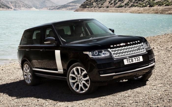 Внедорожник Range Rover Sport 2013