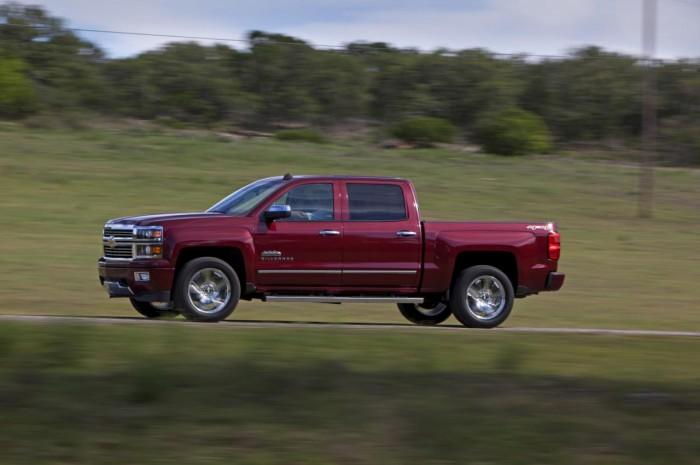 ????????? 2014 Chevrolet Silverado High Country