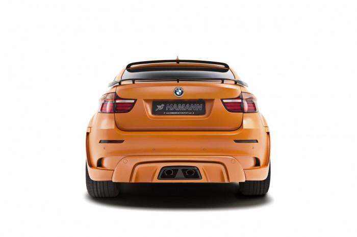 BMW X6 M от Hamann