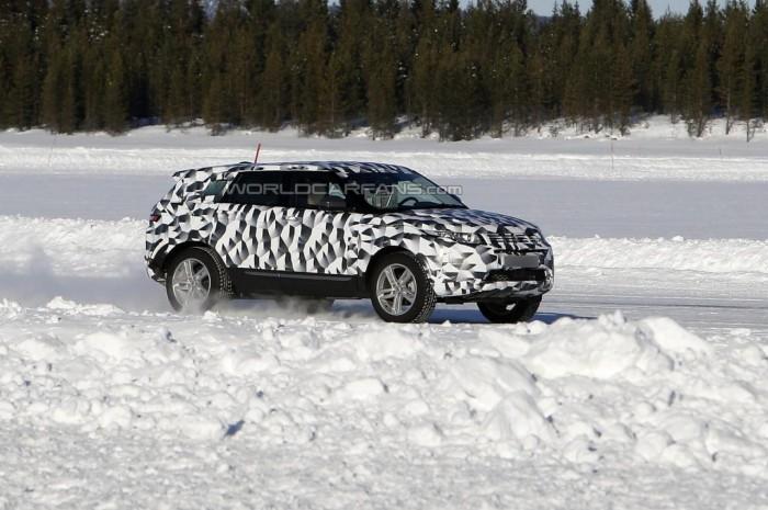 Замена для Land Rover Freelander