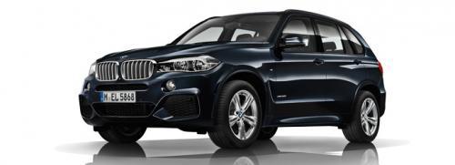 Экстерьер 2014 BMW X5 M Sport
