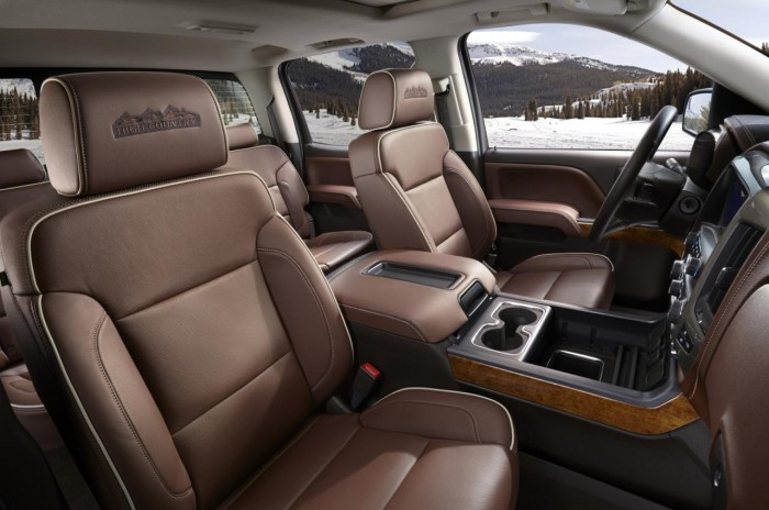 ???????? 2014 Chevrolet Silverado High Country