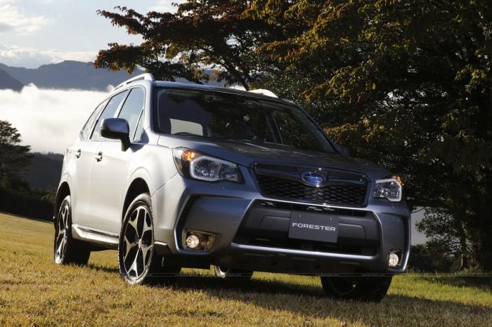 ????????? 2014 Subaru Forester