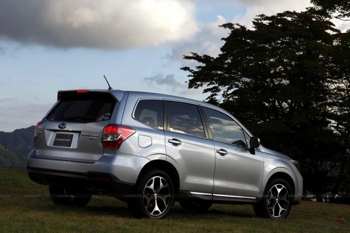 Экстерьер 2014 Subaru Forester