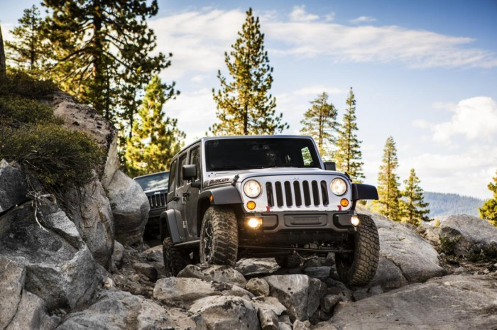 Jeep Wrangler Rubicon 10th Anniversary Edition,