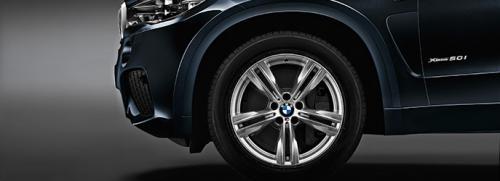 Колеса  2014 BMW X5 M Sport