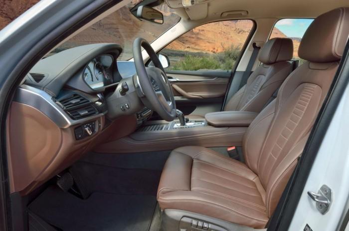 Экстерьер 2014 BMW X5