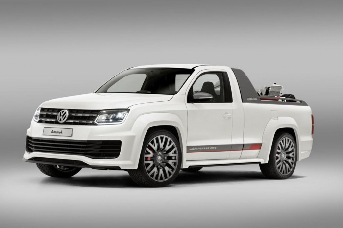 ????????? Volkswagen Amarok Power Pickup