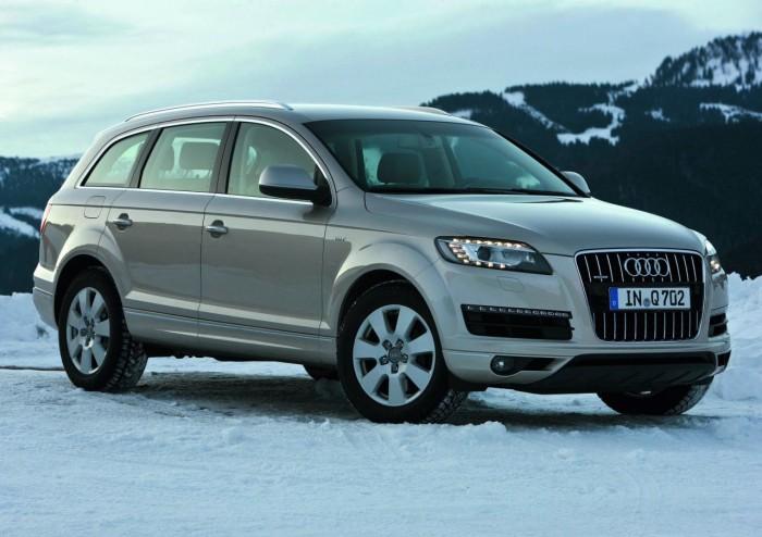 Audi Q7 2011 года выпуска