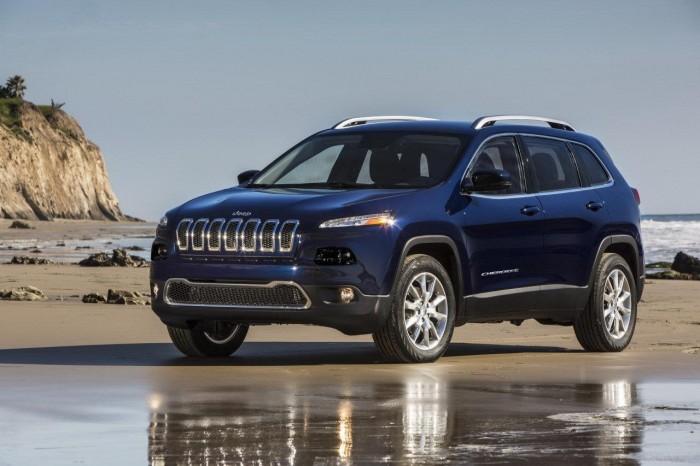 Экстерьер 2014 Jeep Cherokee