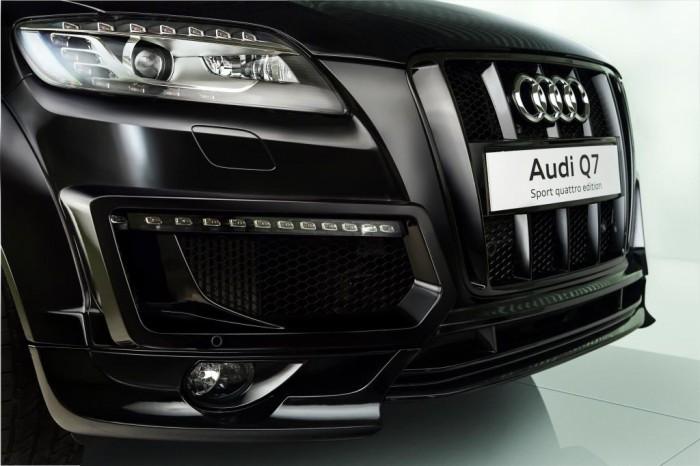 Audi Q7 Sport quattro от ABT