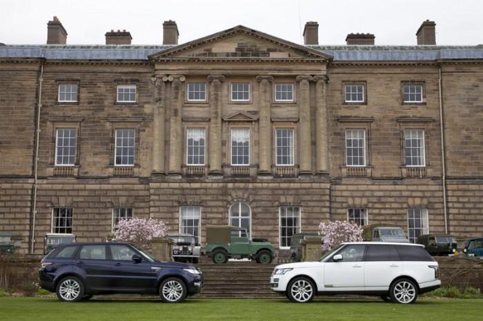 Jaguar Land Rover Defender LXV