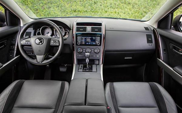 Центральная консоль Mazda CX-9