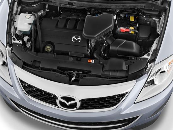 Под капотом у Mazda CX-9