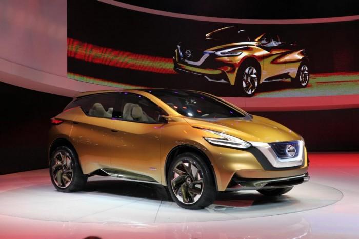 Концепт Nissan Resonance