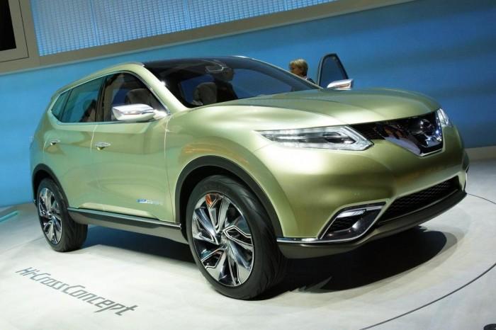 Концепт Nissan Qashqai