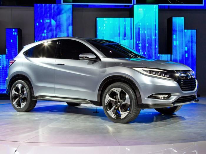 Концепт Honda SUV