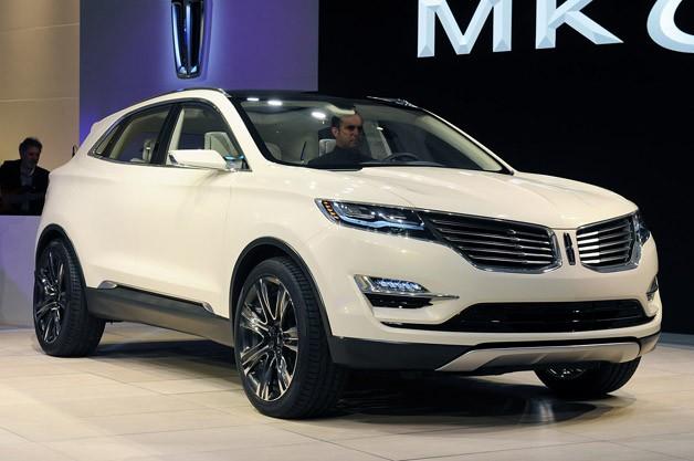 Концепт Lincoln MKC