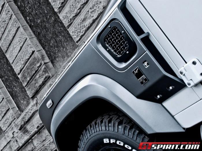 ?????????  Land Rover Defender ?? Kahn Design