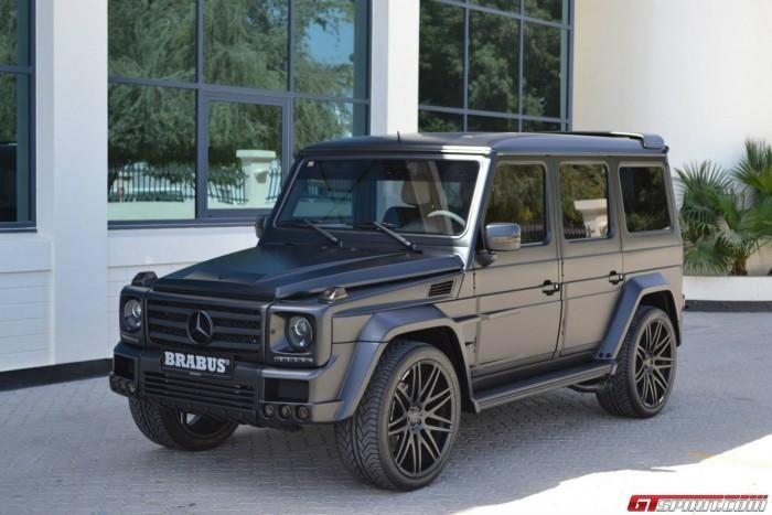 Mercedes-Benz G55 AMG ? ??????? Brabus Widestar