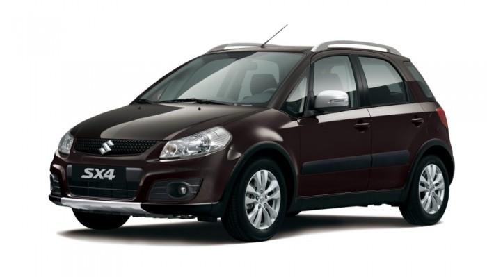 Suzuki SX4 Rhino Edition ???????