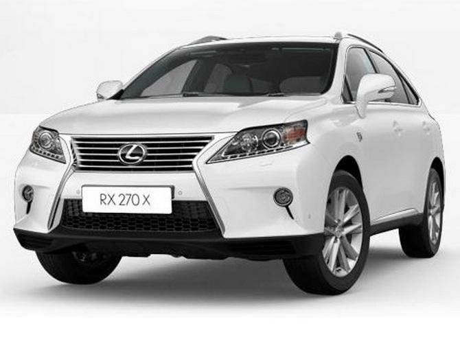 Lexus-RX270X