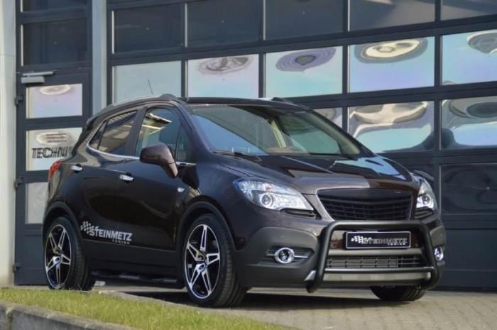 Steinmetz Opel  Mokka